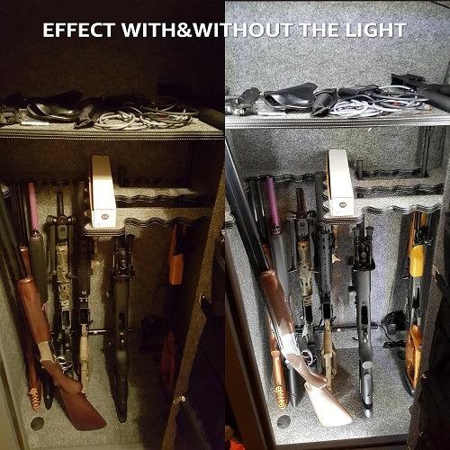 Gun Safe Lighting