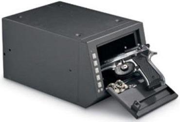 Homak HS10036683 Pistol Box