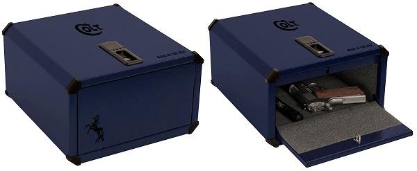 Liberty Biometric Gun Safe CDX-250
