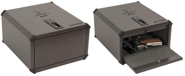Liberty Biometric Gun Safe HDX-250