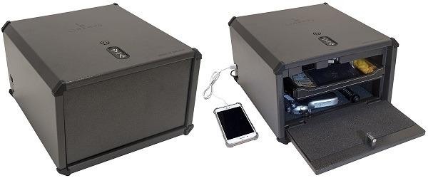 Liberty Biometric Gun Safe HDX-350