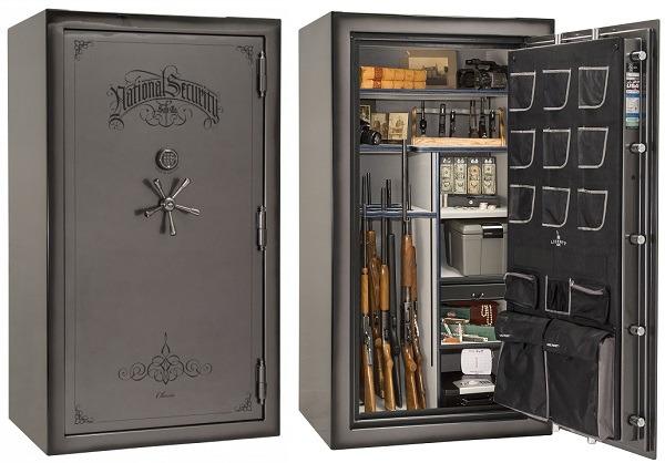 Liberty National Classic PLUS Gun Safe