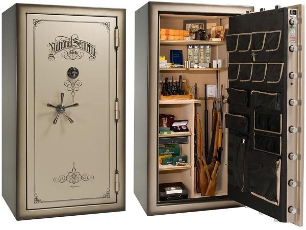 Liberty National Security Gun Safe