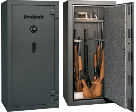 Liberty ProVault Gun Safe