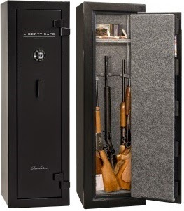 Liberty Revolution Gun Safe Review