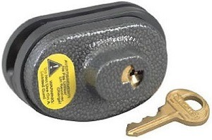 Master Lock Gun Safety Lock 90DSPT