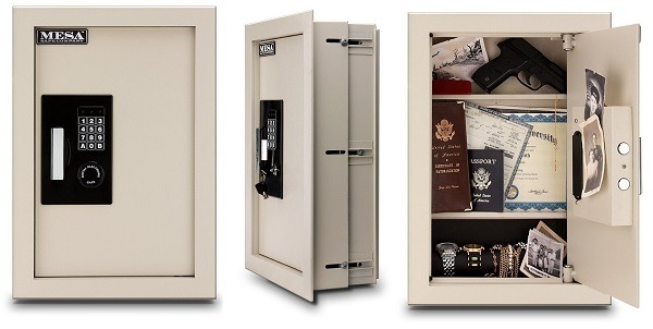Mesa Wall Safe MAWS2113E