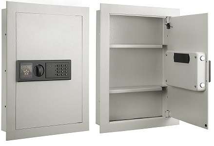 Paragon Built-in Gun Safe for Wall