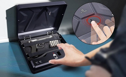 Portable Gun & Pistol Safes