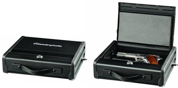 SentrySafe Portable Pistol Safe