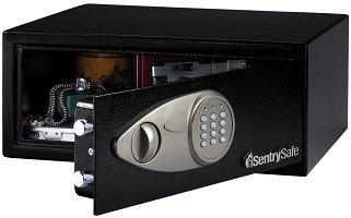 SentrySafe Security Safe X075