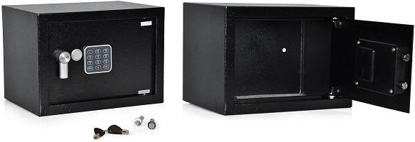 SereneLife Gun Safe Box