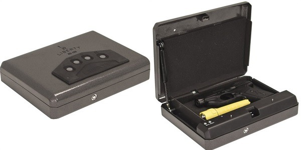 Small Liberty Safe HD-100