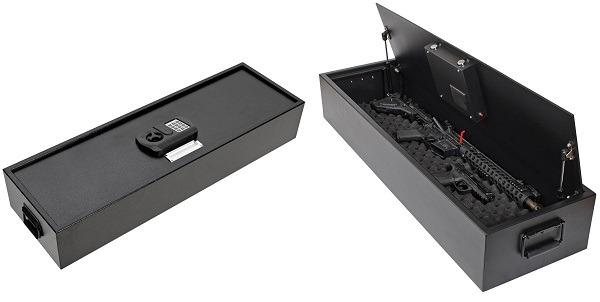 SnapSafe AUX Trunk Safe 75405