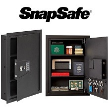 SnapSafe Lockbox And Modular Gun Safes Reviews