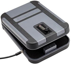 SnapSafe Treklite Lockbox with Combination Lock