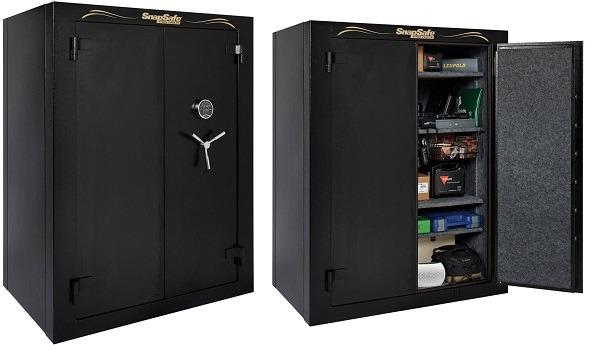 Snapsafe Super Titan XXL Double Door Gun Safe