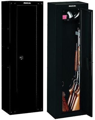 Stack-On 8-gun Security Cabinet GCB-8RTA