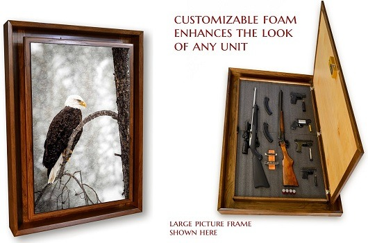 Best Picture Frame Gun Safe Reviews | Gun Safe Tips