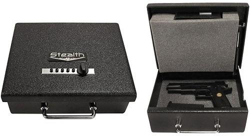 Stealth Original Portable Handgun Safe