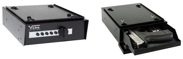 V-Line Desk Mate Gun Safe