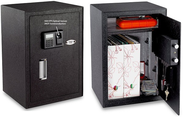 Viking Security Biometric Safe VS-50BLX