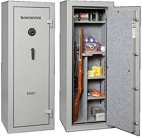 Winchester Bandit Gun Safe With Mechanical Lock