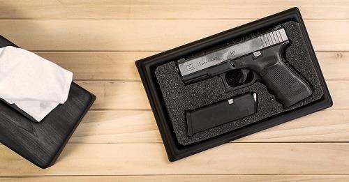 decorative gun safe