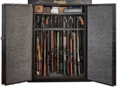 double door gun safe