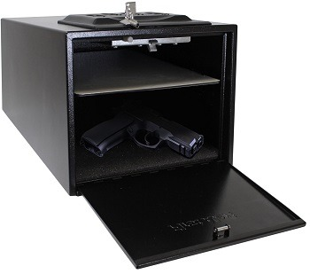 First Alert Portable Gun Safe 5400DF