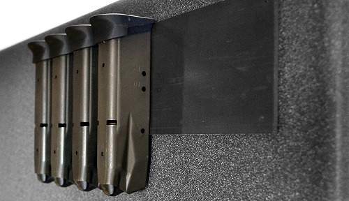 Gun Safe Rack for Magazine