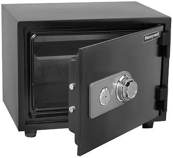 Honeywell Fireproof & Waterproof Safe 2102