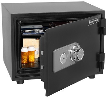 Honeywell Fireproof & Waterproof Safe 2103