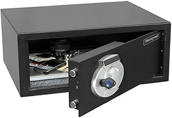 Honeywell Security Safe With Digital Lock 5205