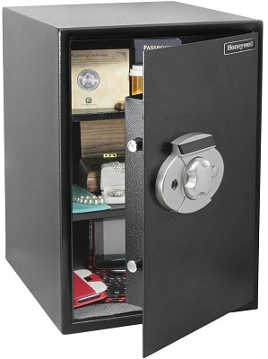 Honeywell Security Safe With Digital Lock 5207