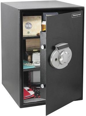Honeywell Security Safe With Digital Lock 5207