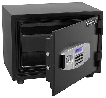 Honeywell Steel Fire and Security Safe 2112