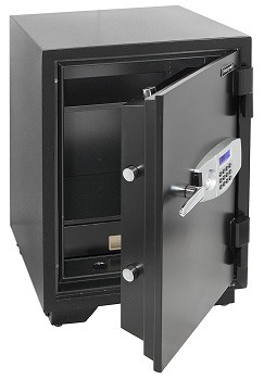 Honeywell Steel Fire and Security Safe 2116