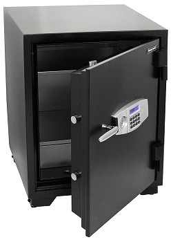 Honeywell Steel Fire and Security Safe 2118