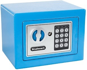 Stalwart Electronic Deluxe Digital Safe