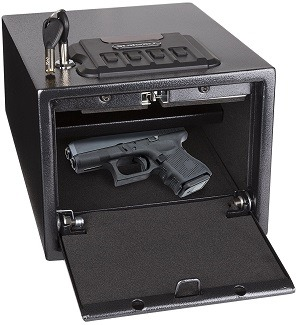 Stalwart Gun Safe With Drop-Down Door