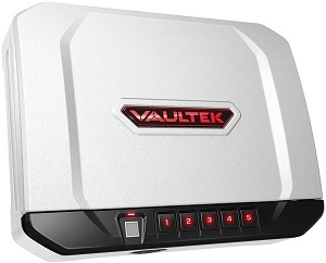 Vaultek VT20i White Gun Safe