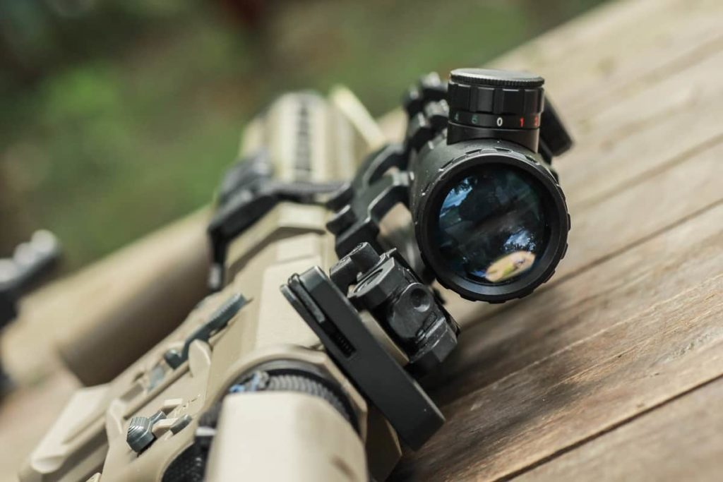 Best Red Dot Sights for AR-15 - gunsafetips.com