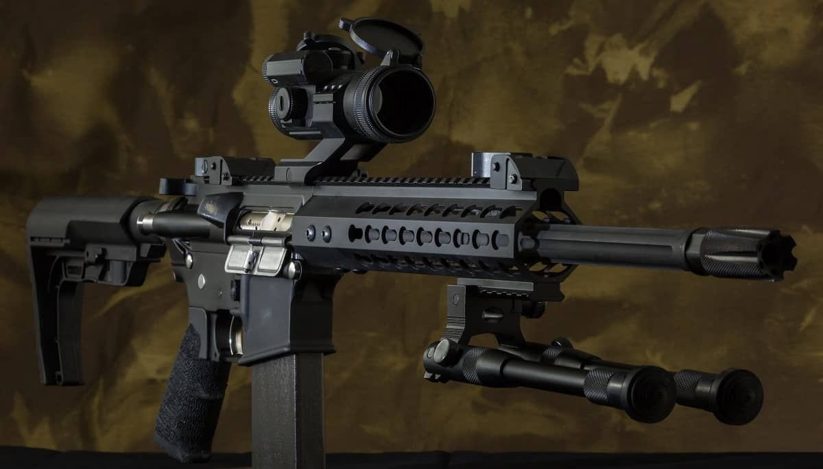 Where to Mount Red Dot Sight on AR-15?