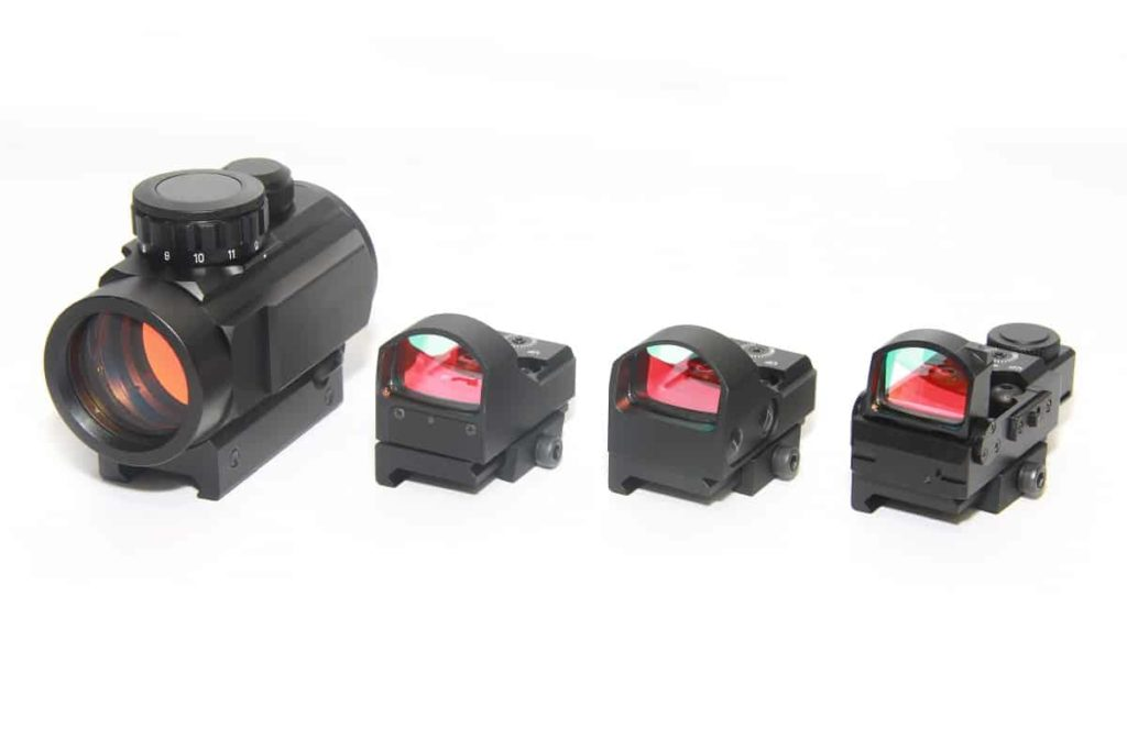 How Does a Red Dot Sight Work - gunsafetips.com
