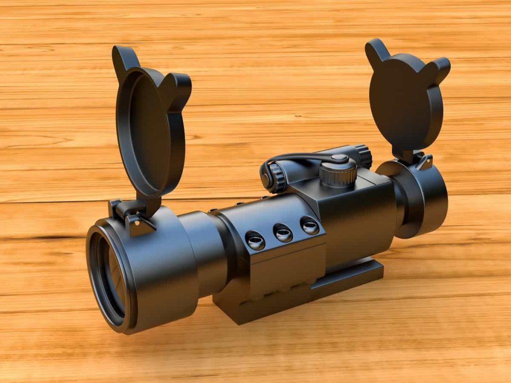 Truglo Dual Color Red Dot Sight Review - gunsafetips.com