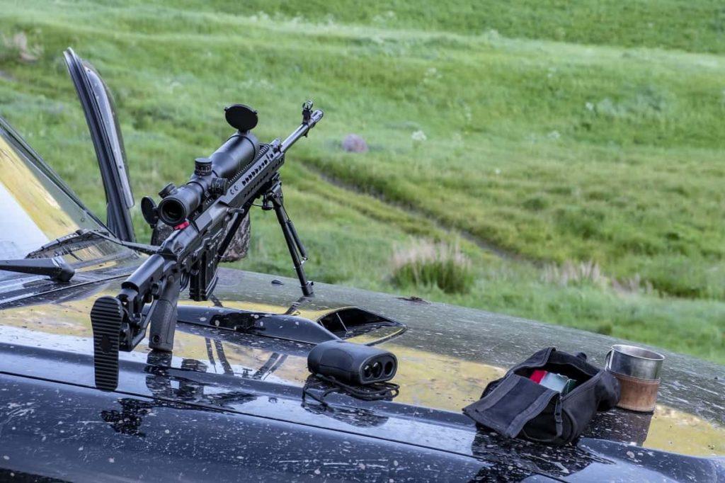 Best Rangefinders for Long-Range Shooting - gunsafetips.com
