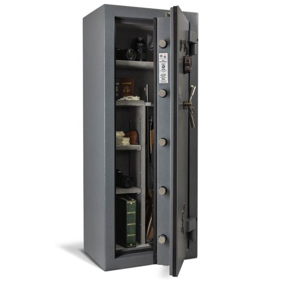 ANSEC Matte Black Gun Safe AMSNF5924-GM